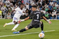 Real Madrid Count On Vinicius Junior After Failed Attempt To Sign Kylian Mbappe