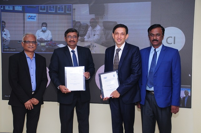 HAL & Rolls Royce Sign Agreement For Indigenous Manufacturing of Adorur Engine Parts