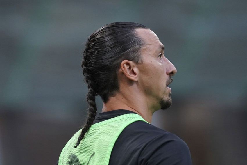 Zlatan Ibrahimovic Out Of AC Milan's UEFA Champions League Opener Against Liverpool