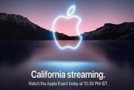 Apple Event: All Eyes On iPhone 13