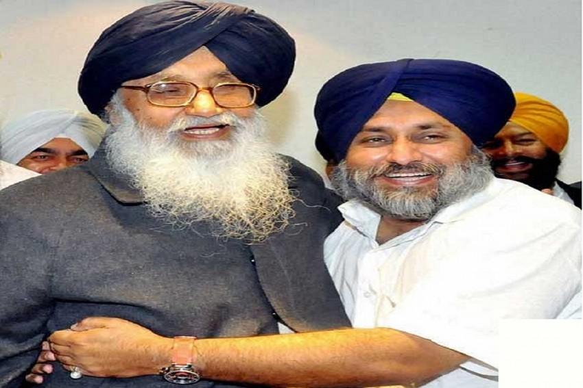 Punjab Polls: Prakash Singh Badal Missing From First List Of SAD's 64 Candidates
