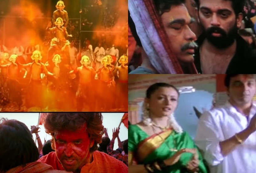 The Special Appearance of Ganesh Chaturthi In Bollywood