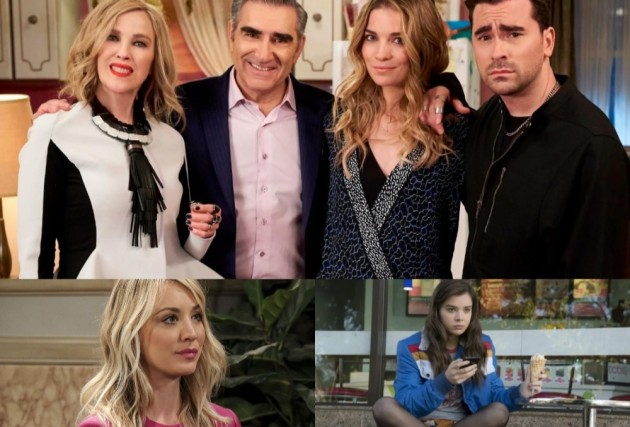 'Schitt's Creek' Cast, Kaley Cuco And Hailee Steinfeld To Be Presenters At the 73rd Primetime Emmy Awards