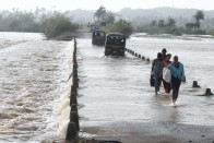 3 Dead, Thousands Marooned As Heavy Rainfall Continues In Odisha