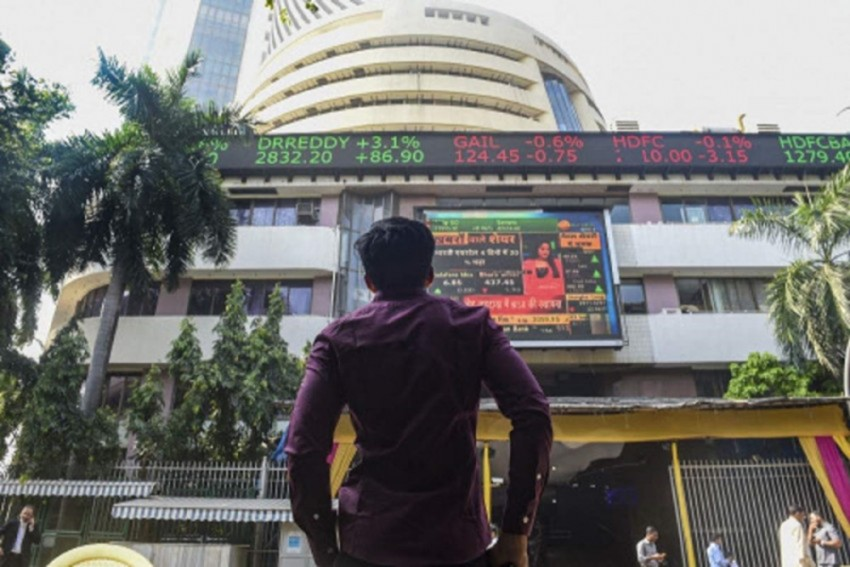 Sensex touches lifetime high; TCS, Bharati Airtel and Titan among top gainers