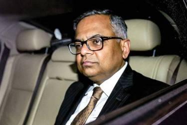 No Leadership Changes On The Anvil: Tata Sons Chairman N Chandrasekaran