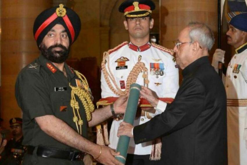 Lt Gen (Retd) Gurmit Singh Sworn In As New Uttarakhand Governor