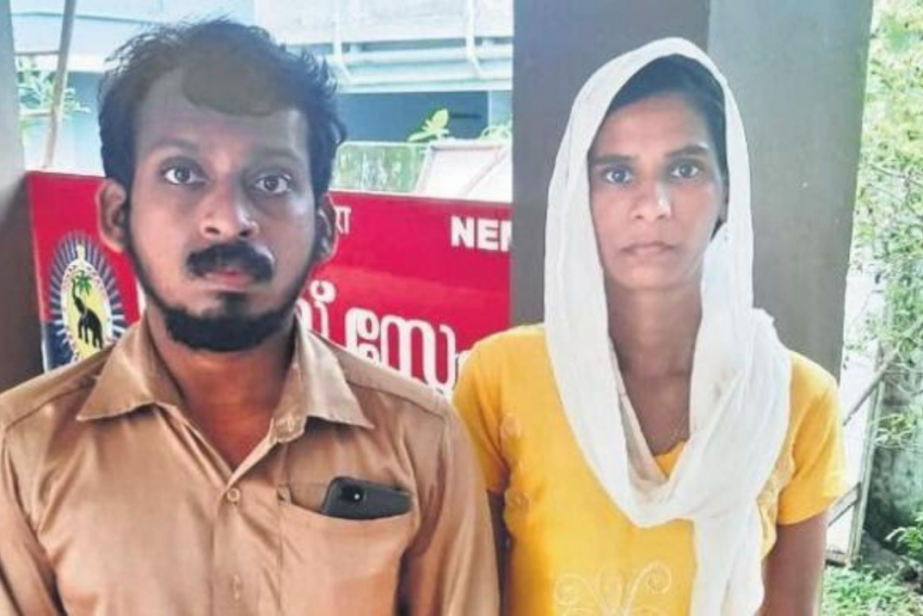 Kerala Man Who Had Hidden His Lover In His Room For Ten Years Finally Marries Her