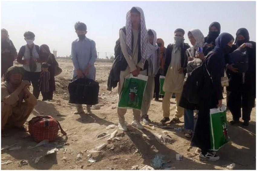 To Escape Taliban Afghanistan's Women's Footballers Take Refuge In Pakistan