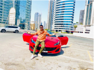 Producer Sourabh Dwivedi's Latest Punjabi Song, Car Shookdi Breaks All The Records Within Months Of Release