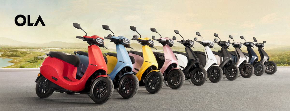 Sold Scooters Worth More Than Rs 600cr, 4 Scooters Each Second: Ola CEO Bhavish Aggarwal