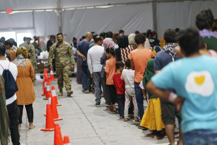 Authorities Estimating Afghan Evacuees In US