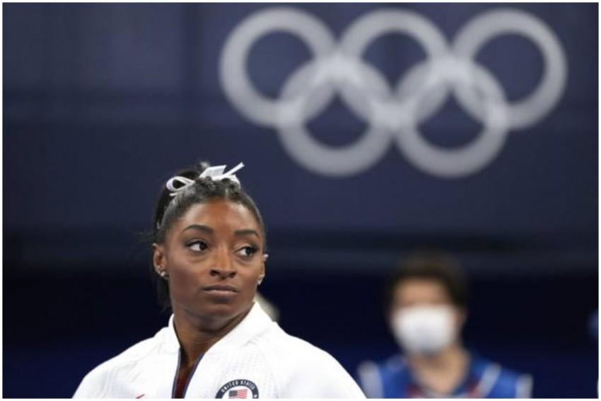 Simone Biles Slams Authorities For Ignoring Gymnastics Coach Larry Nassar's Sexual Abuse