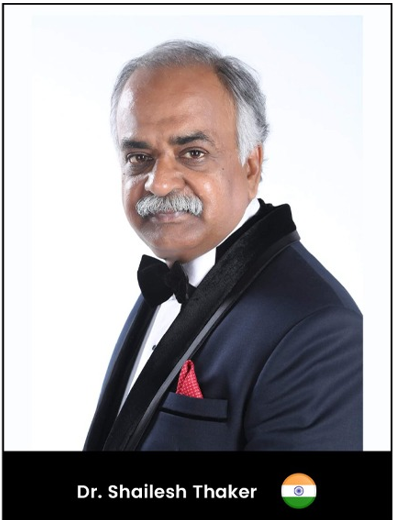 Meet Dr. Shailesh Thaker, Epitome Of Thought Leadership On Earth