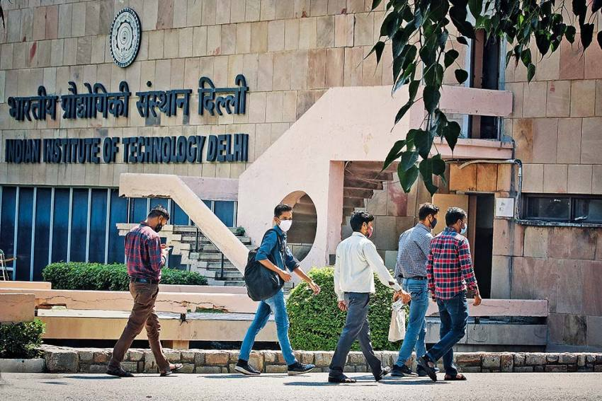 Outlook-ICARE India's Top Universities Rankings 2021: Top 20 Technical Universities