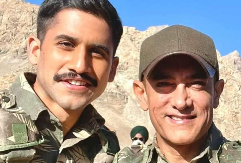 Naga Chaitanya To Make His Bollywood Debut With Aamir Khan's 'Laal Singh Chaddha'