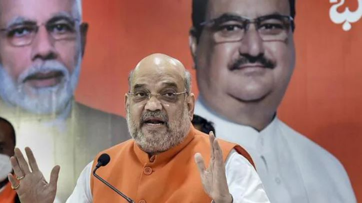 Home Minister Amit Shah Remembers Martyrs On Hyderabad Liberation Day