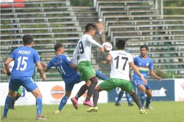Durand Cup 2021: Army Green Beat Sudeva Delhi, Enter Quarterfinals