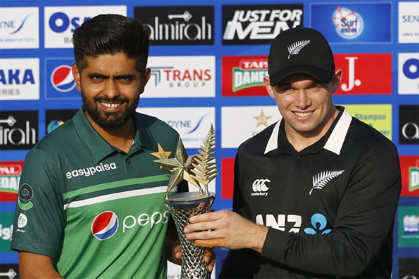 Pakistan Vs New Zealand: Scared NZ Pull Out Of Tour, PAK Say It's 'Unilateral' Decision - Highlights