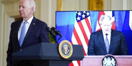 Stab In The Back: French Foreign Minister Lashes Out At Biden Over Exclusivity In New Strategic Alliance