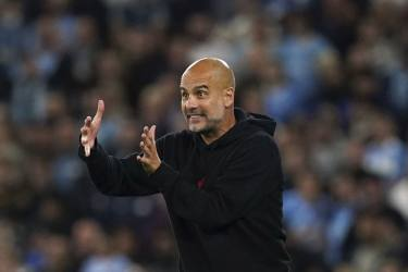 Manchester City Boss Pep Guardiola Defends His Rallying Cry For 'More Fans'