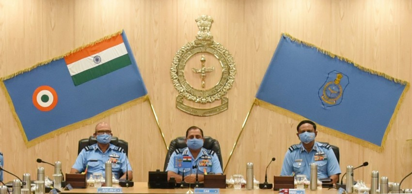India Should Focus On Both Physical And Cyber Security: Air Chief Marshal RKS Bhadauria