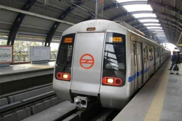 Two Metro Stations On Delhi-Haryana Border Closed Owing To Security Issues