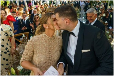 Simona Halep, Former Tennis World No. 1, Marries Her Boyfriend In Romania