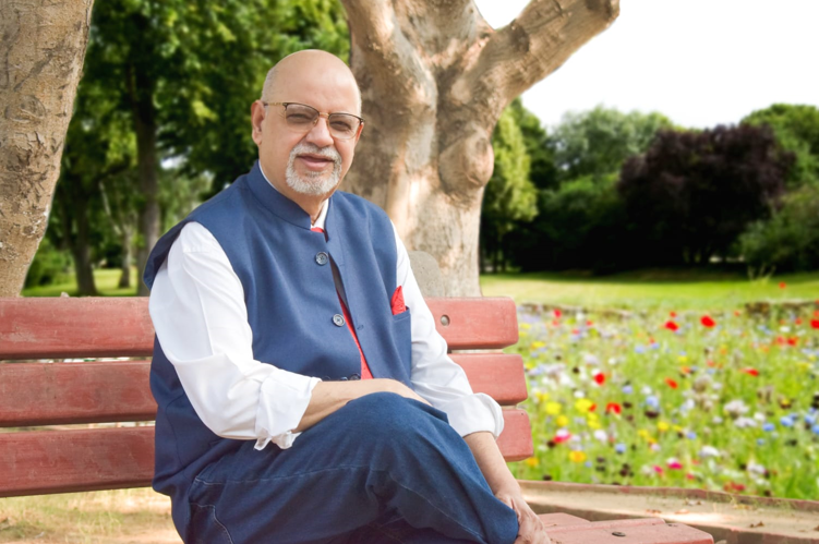 The Charismatic Mentor, 63-Year-Young Influencing And Transforming Lives