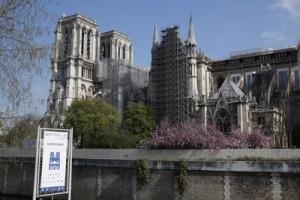 France's Notre Dame Cathedral Secured At Last, Rebuilding Awaits