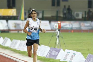 National Athletics Championships: Parul Chaudhary Completes Double With Personal Best In Steeplechase