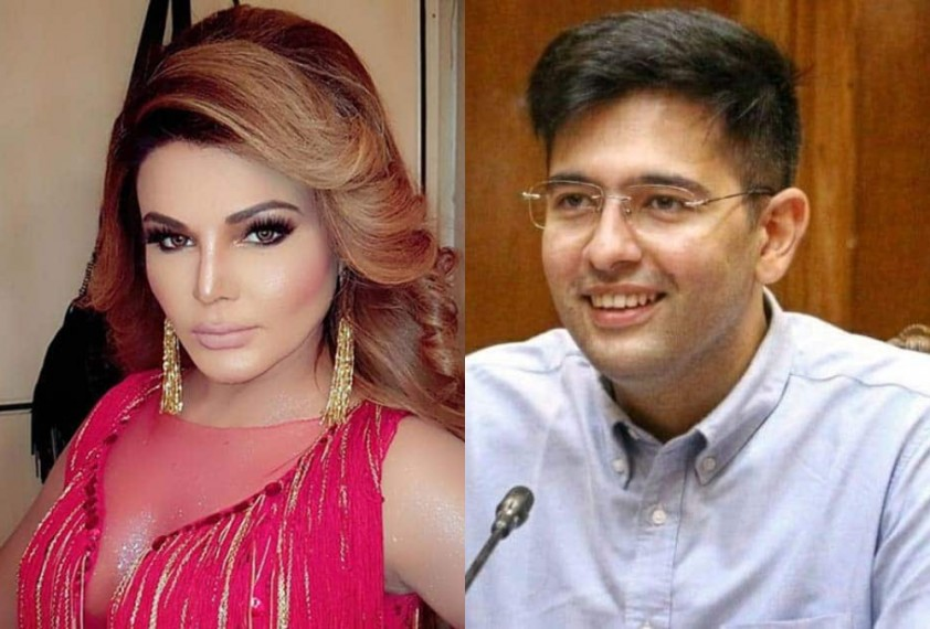 Rakhi Sawant Lashes Out Against Aam Aadmi Party Spokesperson Raghav Chadha After His Misogynistic Comment