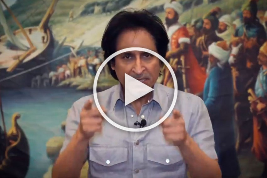PCB Chief Ramiz Raja Issues Rallying Cry, Tells Pakistan To Learn From New Zealand's Pull Out: WATCH