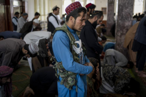 Taliban Replaces Women's Ministry With All Male 'Vice And Virtue Ministry'