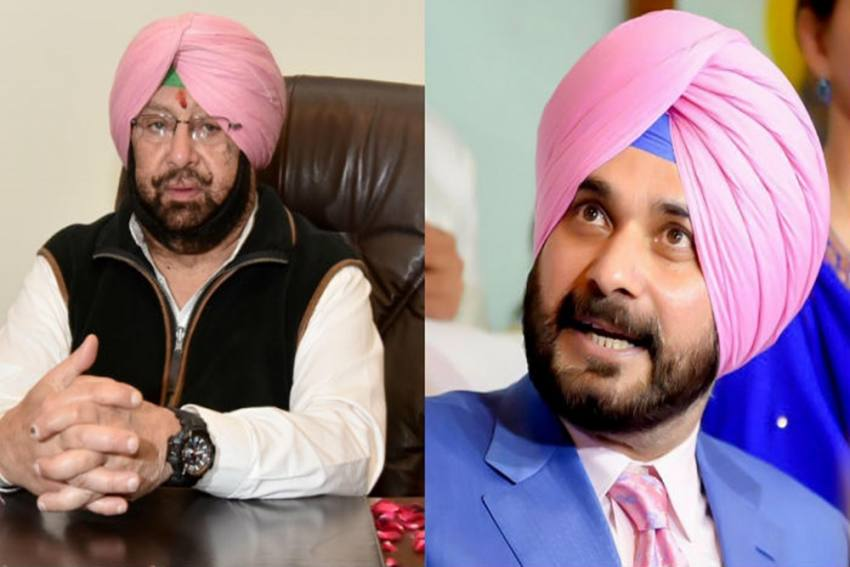 'Sidhu Colluded With Pakistan, High Command Humiliated Me': Amarinder Singh After Resigning As Punjab CM