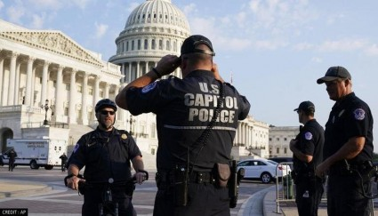 US Capitol Police Gets Ready For Rally Supporting January 6 Rioters, Includes US National Guard For Security