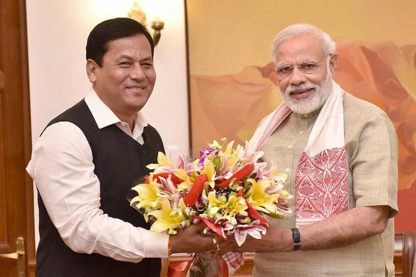BJP Nominates Sarbananda Sonowal, L Murugan For Rajya Sabha Bypolls