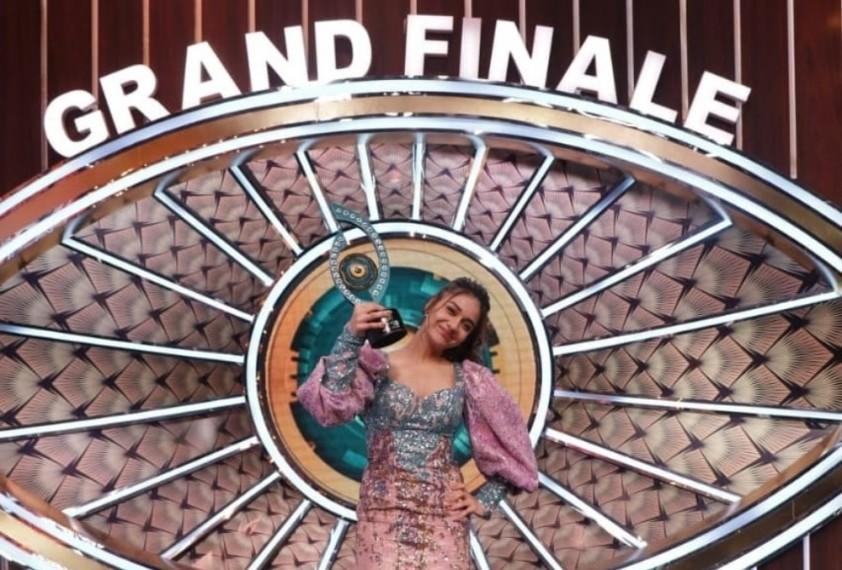 Divya Agarwal Declared Winner Of 'Bigg Boss OTT'