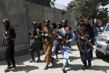 Taliban Warns Female Workers Of Kabul City To Stay Home