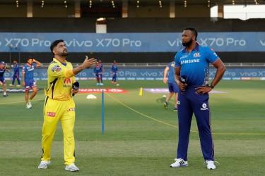Chennai Super Kings Vs Mumbai Indians, IPL 2021, Cricket Scores: CSK Bat First Against MI