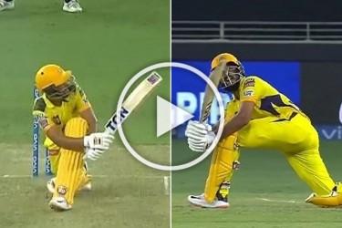IPL 2021, CSK Vs MI: Ruturaj Gaikwad Makes Mockery Of Jasprit Bumrah, Hits Unbelievable Swipe Six - WATCH