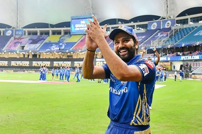 IPL 2021, CSK Vs MI: Mumbai Indians Skipper Rohit Sharma Rested Due To Knee Niggle