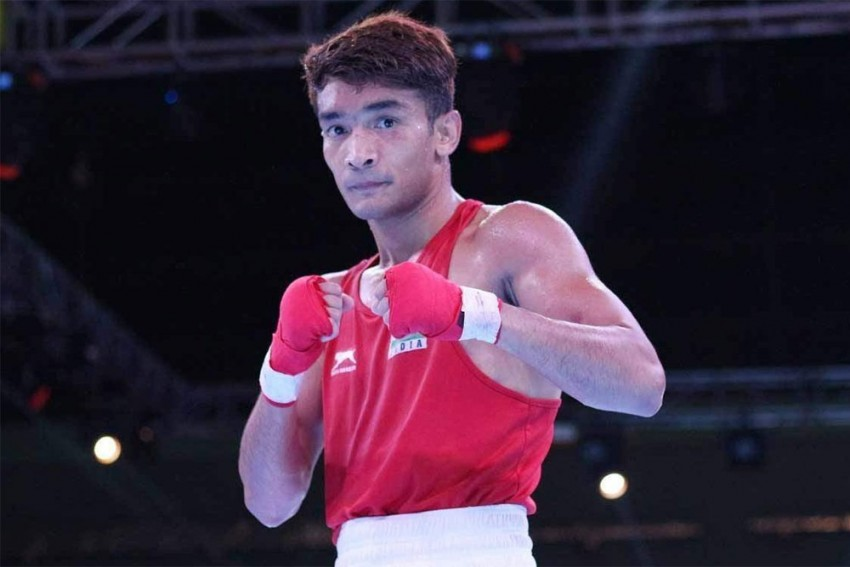 Shiva Thapa Storms Into Semi-finals Of Boxing Nationals