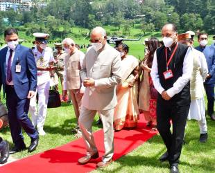 Himachal Regiment, Imported Apples And Compensation For Saving Forests: Congress Flags Many Issues For President Kovind