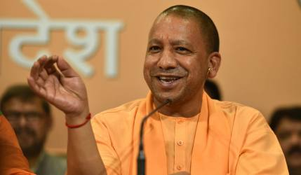 UP CM's Report Card Claims Complete Transformation Of State, No Riot Since 2017