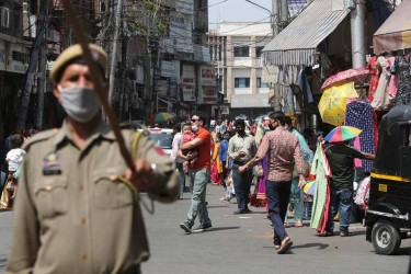 Jammu Traders Call For Bandh, First Time After Abrogation Of Art 370