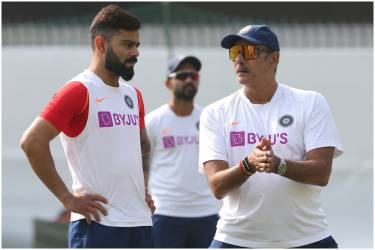 'Achieved What I wanted,' Ravi Shastri Confirms Exit; Kumble vs Laxman For Next Head Coach Of Indian Cricket Team?