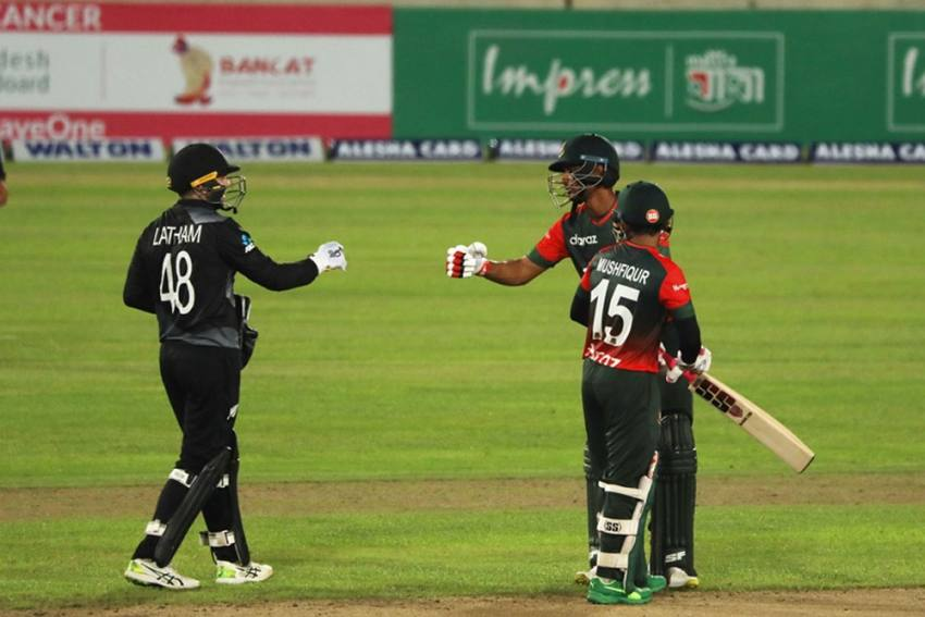 Live Streaming Of 2nd T20 Cricket Match Between Bangladesh vs New Zealand: Where To See Live Action