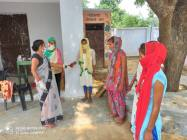 A Health Worker's Tireless Efforts To Ensure Iron Supplementation For Adolescent Girls