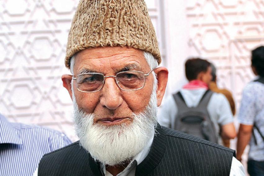 Day 2 After Syed Ali Shah Geelani's Death: Kashmir Under Curfew, Internet Blocked